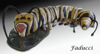 Caterpillar sculpture coming soon! Help give it a name!