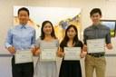 2017 DCA Scholarship Recipients