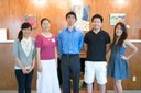 Congratulations to our Davis Chinese Association Scholarship Recipients!