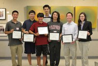 Congratulations to 2013 Davis Chinese Association Scholarship Recipients!
