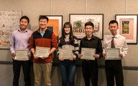 Davis Chinese Association honors 2019 Scholarship Recipients