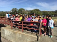 DCA Hiking Trip - May 30, 2015