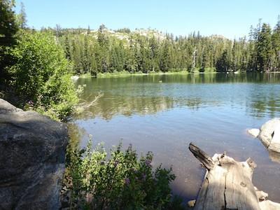Summit Lake Loop 7/11/18